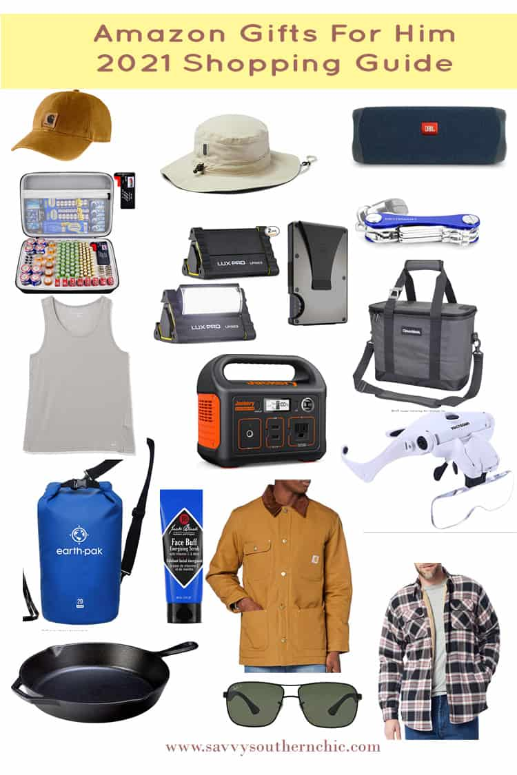 Amazon Gifts for Him