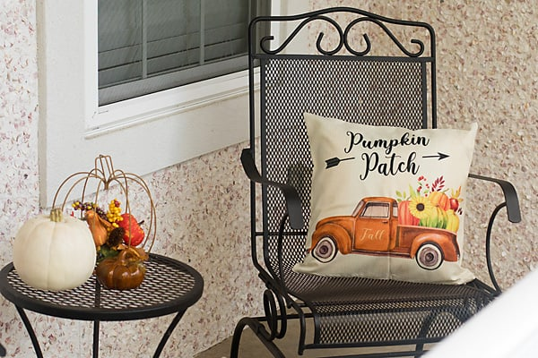 How I Created My Simple Fall Front Porch Decor Plus More